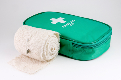 First Aid Kit #3